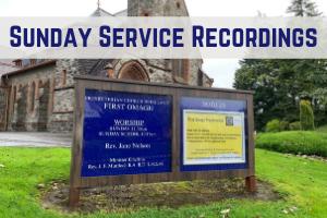 Previous Service Recordings