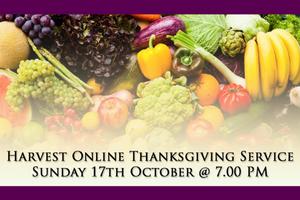 Harvest Online Service